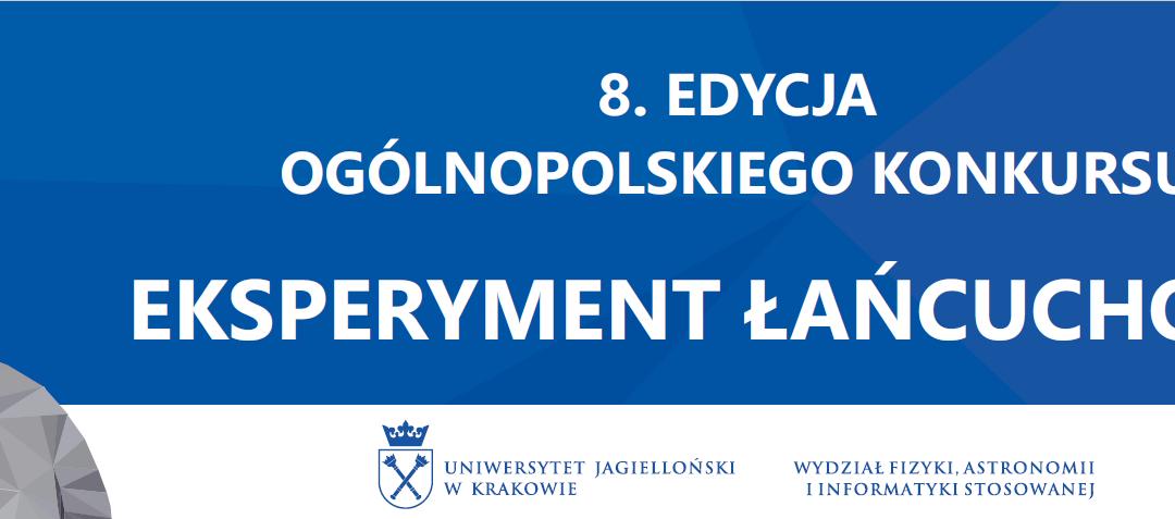 "Konkurs ""Eksperyment Łańcuchowy"""